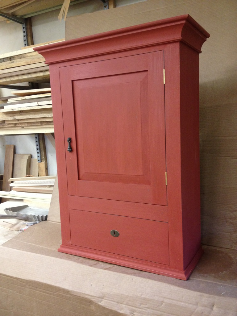 and milk paint design build and finish a versatile wall cabinet